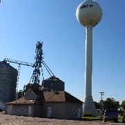 Claremont Water Tower