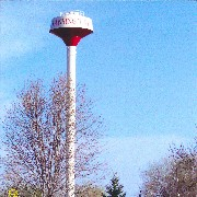 Lansing Water Tower